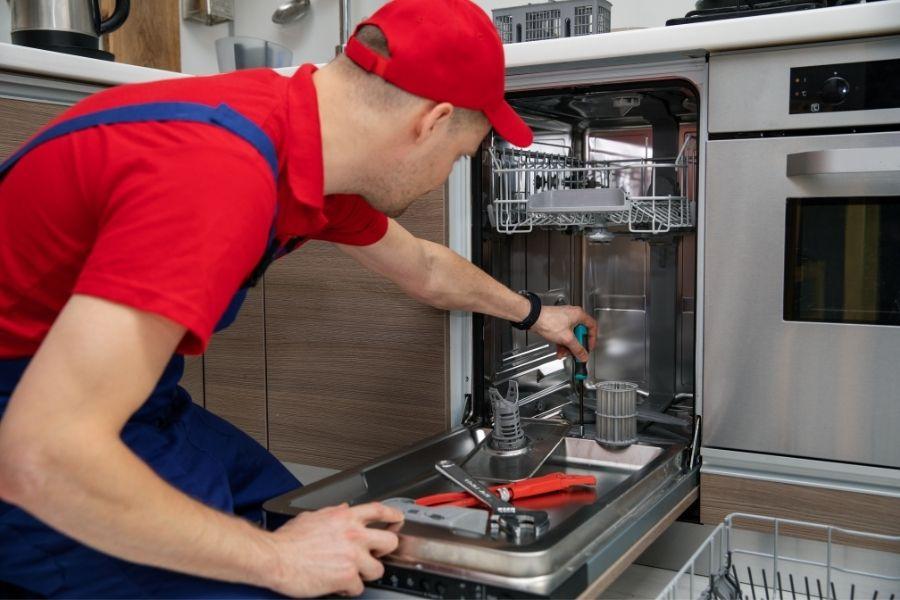dishwasher repair Abu Dhabi