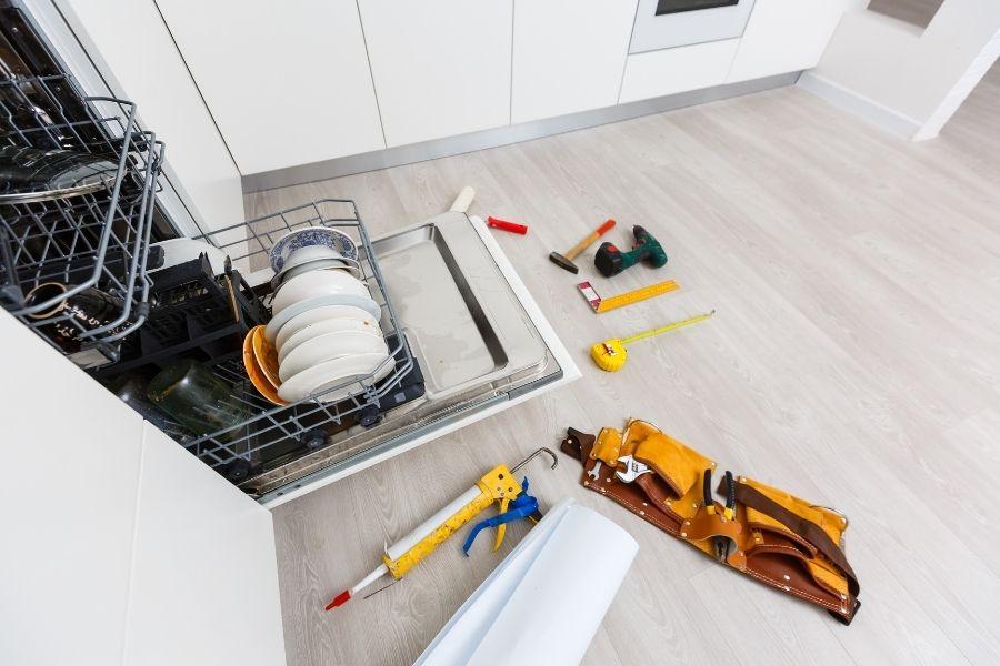 dishwasher repair in Abu Dhabi