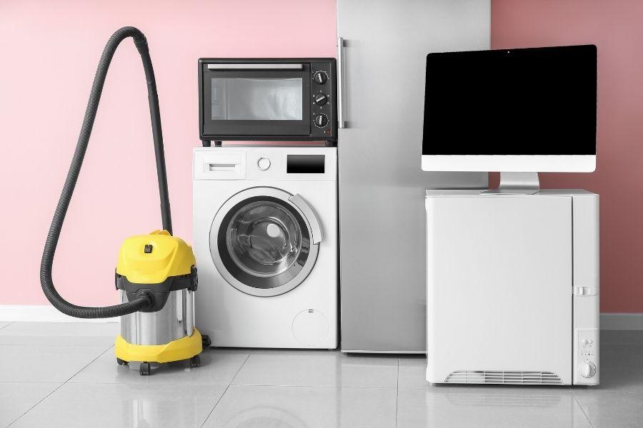 home appliances repair Abu Dhabi