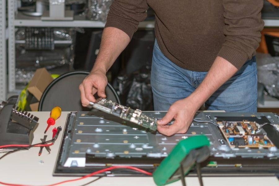 tv repair service abu dhabi